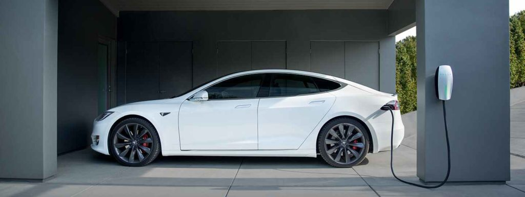 White-Tesla-Home-Charging