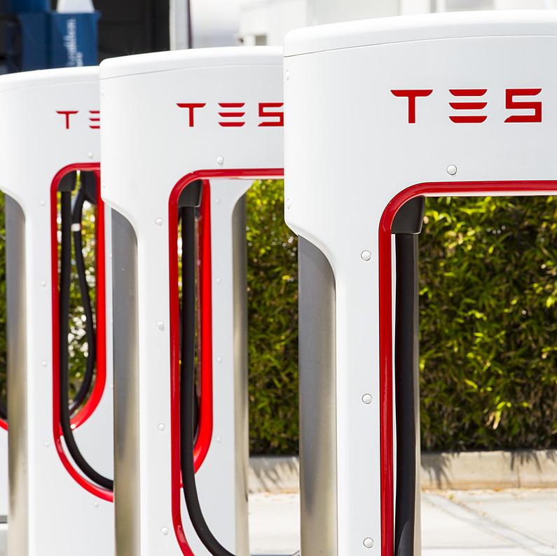 Tesla Level 2 EV Charger