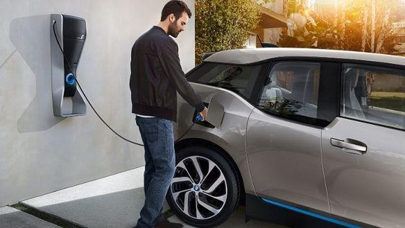 BMW-Charging